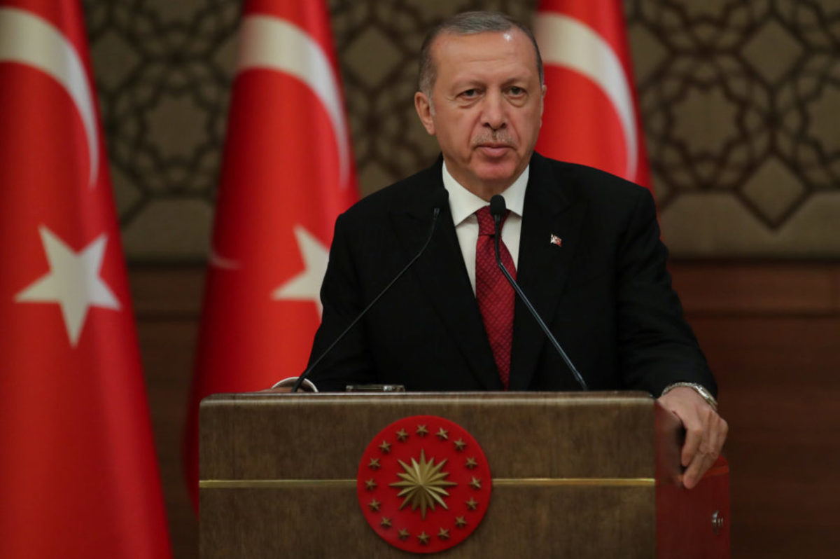 """""""Αντίποινα σε όποιον μας επιβάλλει κυρώσεις"""" λέει ο Ερντογάν"""