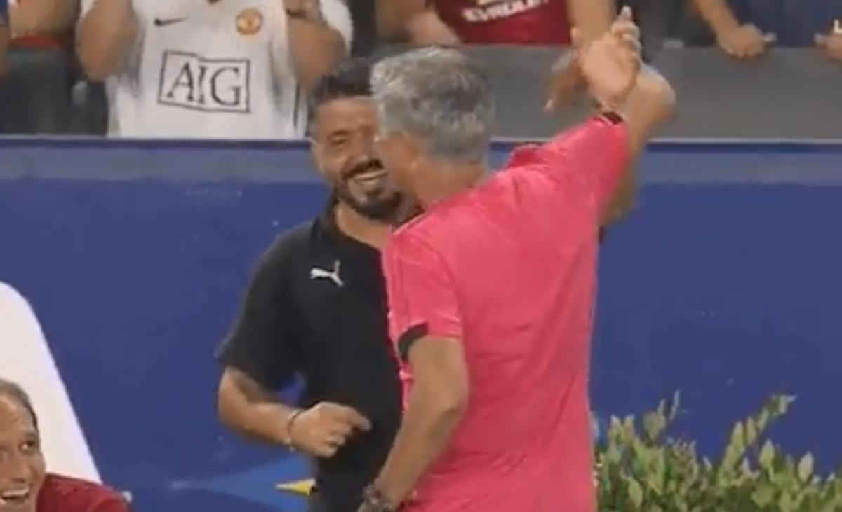 """Ο Γκατούζο """"προκάλεσε"""" τον Μουρίνιο! """"Εσύ και εγώ…"""" – video"""