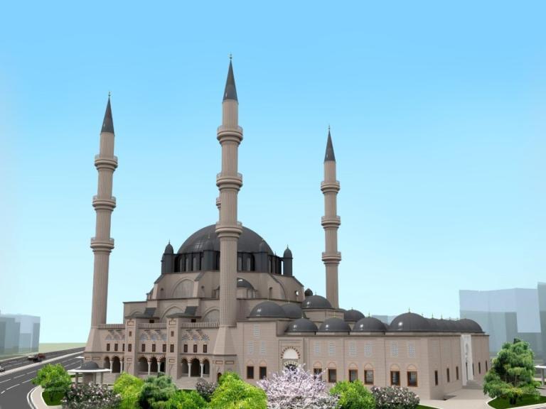 Ο Ερντογάν στα Κατεχόμενα! Θα εγκαινιάσει τεράστιο τζαμί!