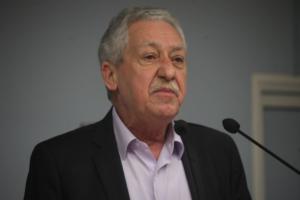 """Κουβέλης: """"Πιέζουμε για τους Έλληνες στρατιωτικούς. Λάθος ότι η τακτική έντασης του Ερντογάν ήταν μόνο για τις εκλογές"""""""