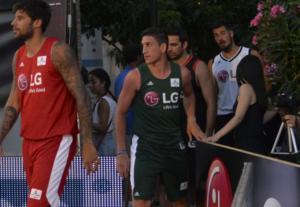 """Λαρεντζάκης: """"Νιώθω έτοιμος για την Euroleague"""""""