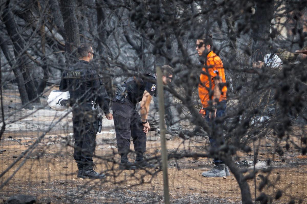 """Αποκάλυψη για την τραγωδία στο Μάτι: """"Έχουν"""" τον άνθρωπο που έβαλε τη φωτιά"""