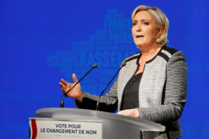 Γαλλία: Δικαστήριο μπλόκαρε 2 εκατ. ευρώ κρατική επιχορήγηση στο κόμμα της Λεπέν