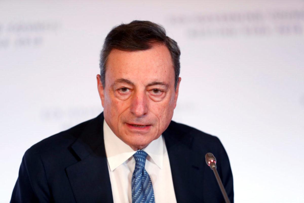 """Όταν λήξει η θητεία του Ντράγκι στην ΕΚΤ η Ιταλία θα μείνει στην """"απέξω"""""""