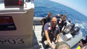 Στη Βαρκελώνη κατευθύνεται το πλοίο της ΜΚΟ ProActiva Open Arms που διέσωσε 59 μετανάστες