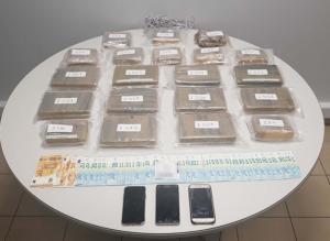 Κρήτη: Τους έπιασαν πάνω στην πώληση ναρκωτικών