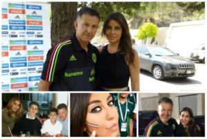Ο μπερμπάντης προπονητής του Μεξικό! Με γυναίκα και ερωμένη στο Μουντιάλ