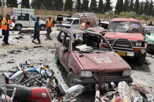 Οι τζιχαντιστές πίσω από την επίθεση αυτοκτονίας στο Πακιστάν – Τουλάχιστον 30 νεκροί