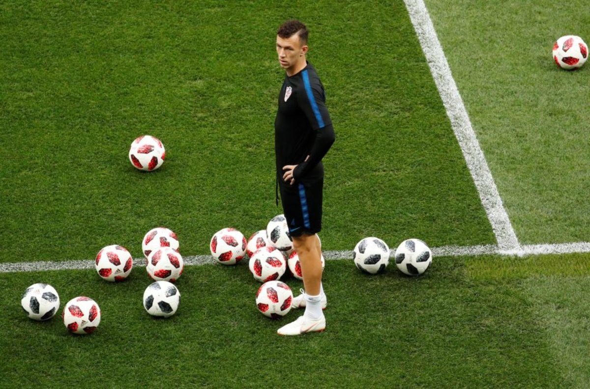 Μουντιάλ 2018: Αμφίβολος ο Πέρισιτς για τον τελικό Γαλλία – Κροατία