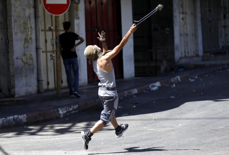 Ισραήλ: Μάχες Παλαιστινίων με την ισραηλινή αστυνομία – [pics]