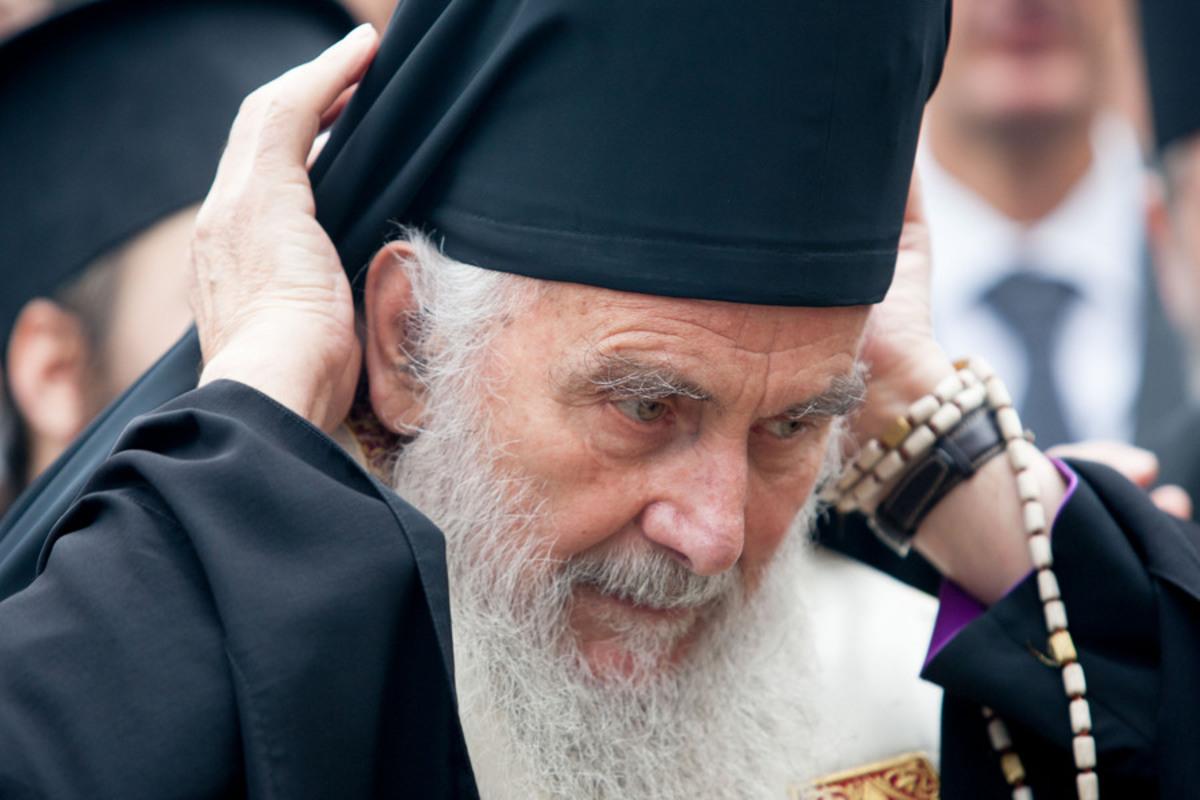 Πατριάρχης Σερβίας Ειρηναίος: Είμαστε στο πλευρό του αδελφού και ομόδοξου ελληνικού λαού