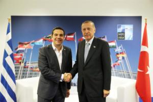 """Εκνεύρισε τον Ερντογάν ο Τσίπρας – Πως… ξέσπασε ο """"σουλτάνος"""""""