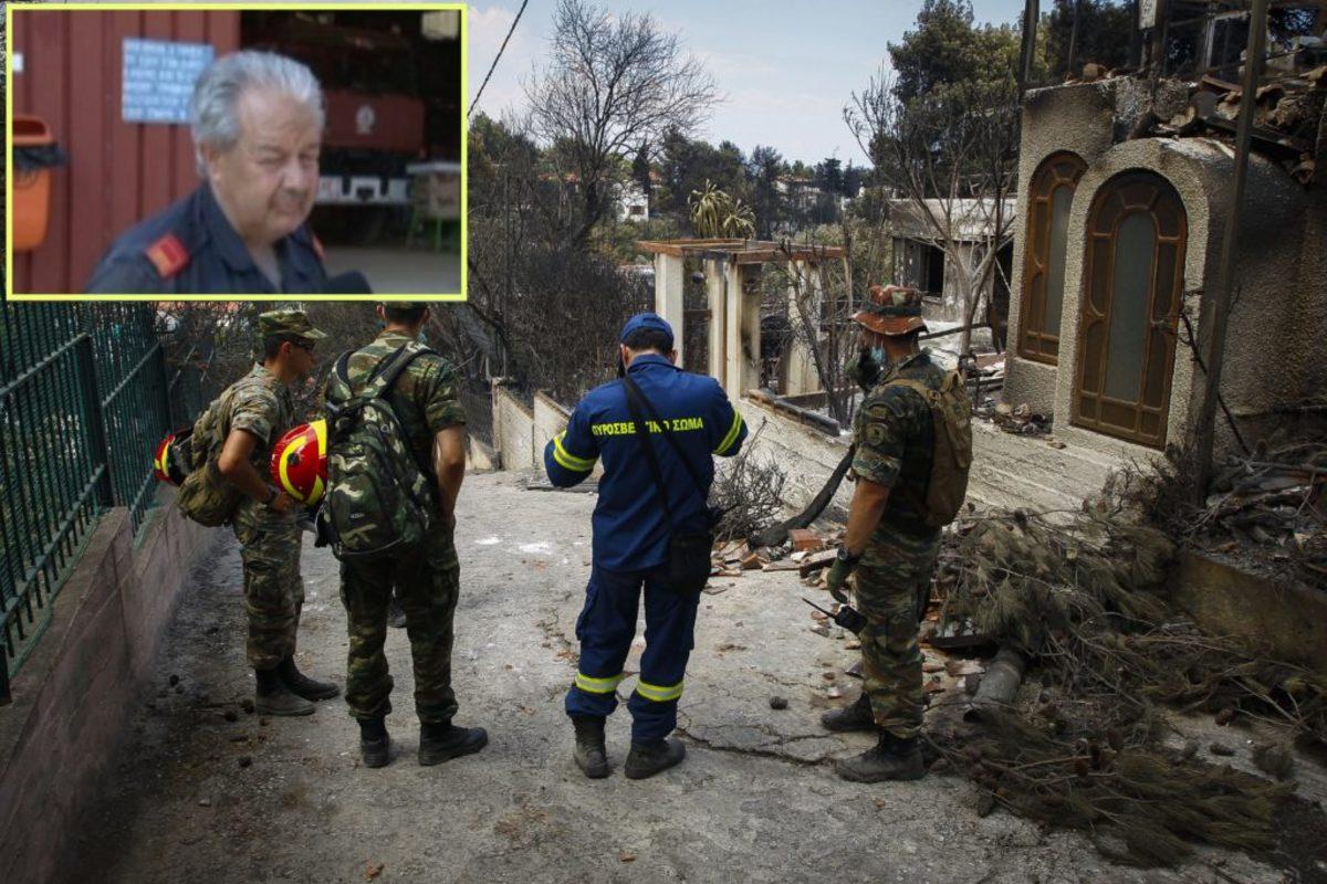 """Άφησαν νηστικούς τους εθελοντές πυροσβέστες που έσωσαν ζωές στο Μάτι! """"Ξέχασαν να μας φέρουν φαγητό…"""" – Απίστευτες καταγγελίες – video"""