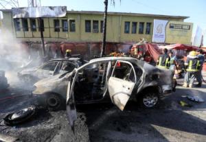 Νέα τραγωδία στον Αφγανιστάν – 12 νεκροί από έκρηξη στην Τζαλαλαμπάντ [pics]