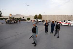 Τουλάχιστον επτά νεκροί σε επίθεση αυτοκτονίας κοντά σε υπουργείο στην Καμπούλ