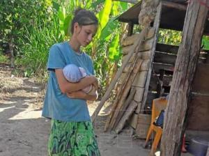 Περού: Στη ζούγκλα βρήκαν ζωντανή την Πατρίσια Αγκιλάρ – Κρατούνταν όμηρος αίρεσης – Video