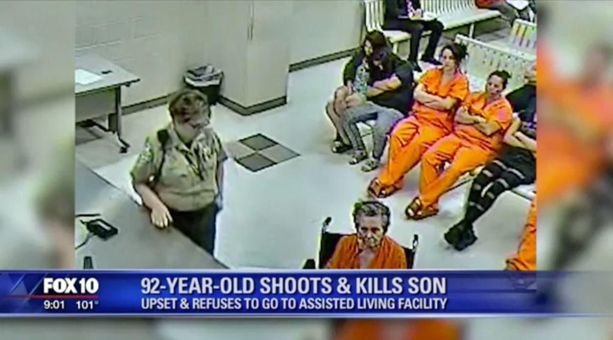 ΗΠΑ δολοφονία 92χρονη