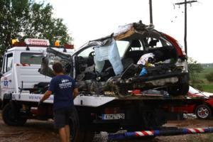 Ροδόπη: Σκληρές εικόνες μετά από σιδηροδρομικό δυστύχημα – Ένας νεκρός και μία σοβαρά τραυματισμένη γυναίκα [pics]
