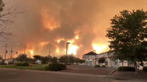 Ένας νεκρός από τις πυρκαγιές στην Καλιφόρνια – Στάχτη πάνω από  113.000 στρέμματα