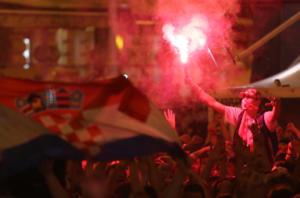 Μουντιάλ 2018: Από την ισοφάριση μέχρι την πρόκριση! Οι ξέφρενοι πανηγυρισμοί στην Κροατία – video