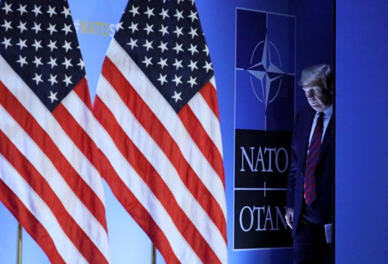 Σύνοδος ΝΑΤΟ: Πέρασαν τα καουμποιλίκια του Ντόναλντ Τραμπ – Τώρα τους αγαπάει όλους
