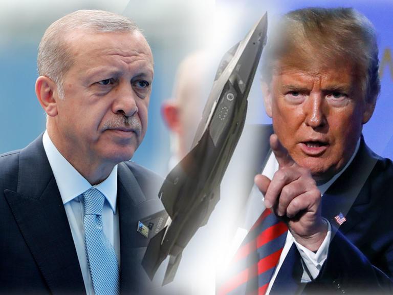 Ο Τραμπ δίνει τα F-35 στον Ερντογάν – Τρικλοποδιά ΗΠΑ στην Ελλάδα