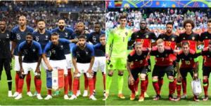 Μουντιάλ 2018: Γαλλία – Βέλγιο, ένας πρόωρος τελικός!