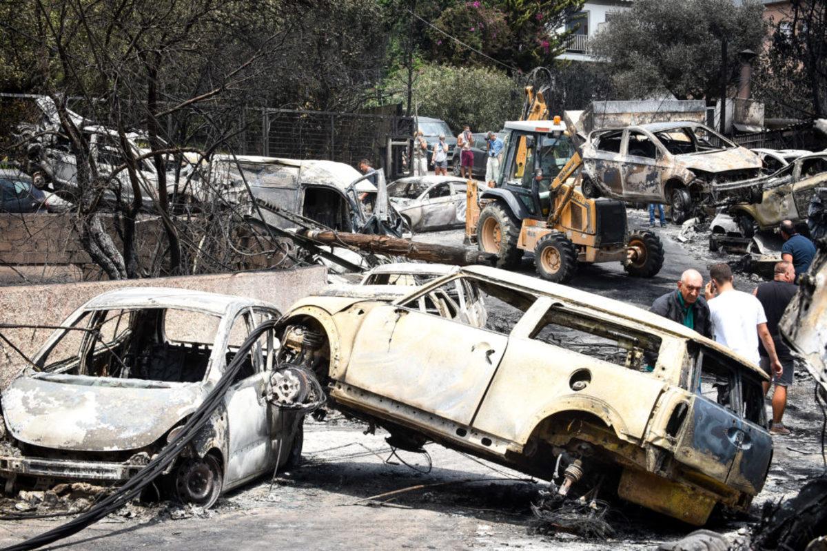 6,5 εκατ. ευρώ αναμένει η Interamerican από τις καταστροφές στην ανατολική Αττική