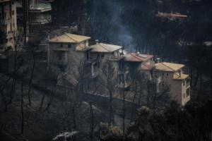 Φωτιές: Ολοκληρώθηκε ο πρώτος γύρος καταθέσεων στην Δικαιοσύνη