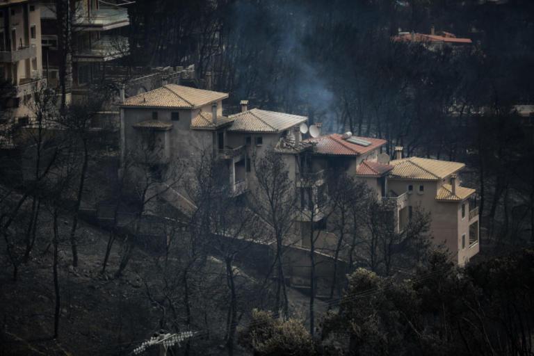 Επίδομα ανεργίας στους εργαζόμενους επιχειρήσεων που καταστράφηκαν στις πυρκαγιές