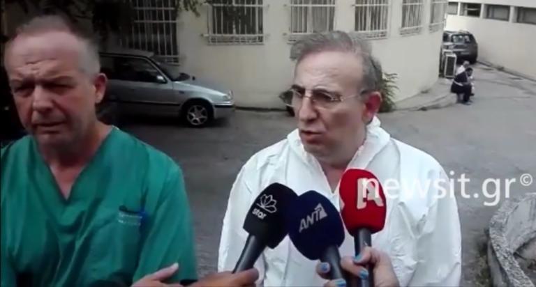 Φωτιές: Σοκαρισμένοι και οι ιατροδικαστές! «Δεν αντέχουμε» – video
