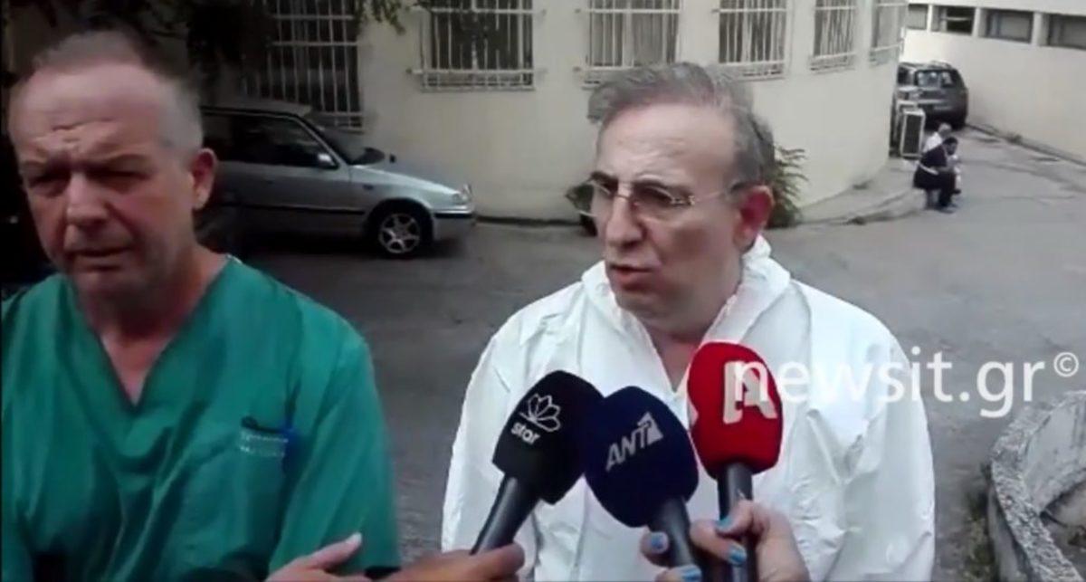 """Φωτιές: Σοκαρισμένοι και οι ιατροδικαστές! """"Δεν αντέχουμε"""" – video"""