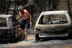 82 νεκροί στην Αττική: Ο Τόσκας 15 Ιουνίου απαντούσε ότι όλα είναι έτοιμα για να αντιμετωπισθούν οι πυρκαγιές