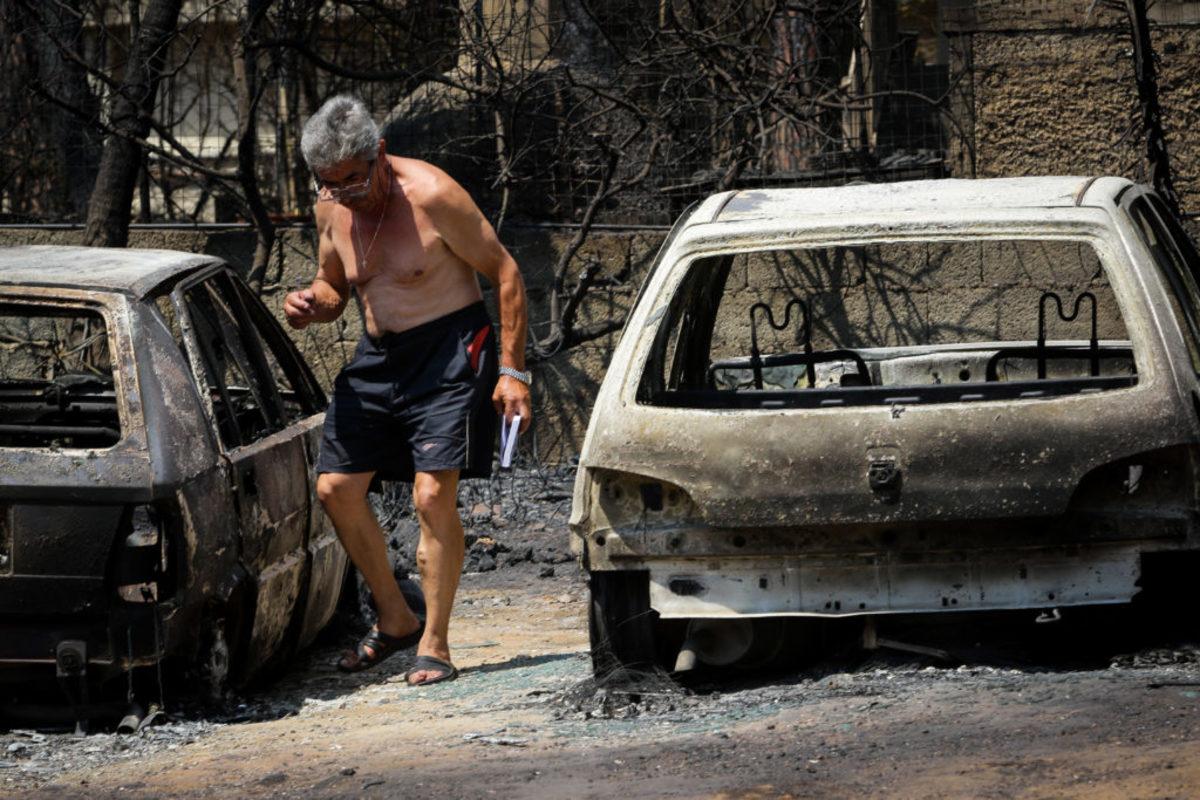 Απόλυτη αποτυχία! Το έγγραφο που έμεινε έγγραφο - Ο Τόσκας 15 Ιουνίου απαντούσε ότι όλα είναι έτοιμα για να αντιμετωπισθούν οι πυρκαγιές