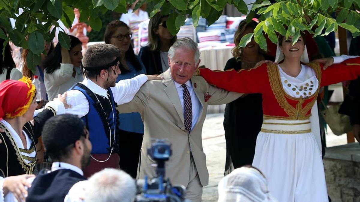 Πρίγκιπας Κάρολος: Δεν ξεχνά τον… πεντοζάλη – Η επιστολή και το «ευχαριστώ» στους Κρητικούς