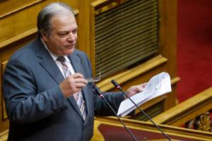 Καταψηφίζει την απλή αναλογική και την κατάτμηση των περιφερειών ο Κατσίκης