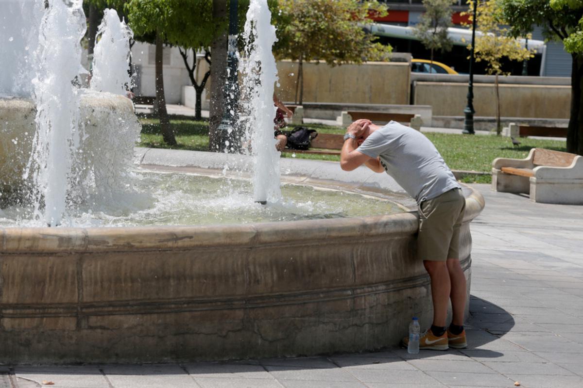 Καύσωνας – Καιρός αύριο: Σε ποιες περιοχές θα πιάσει 42 βαθμούς Κελσίου