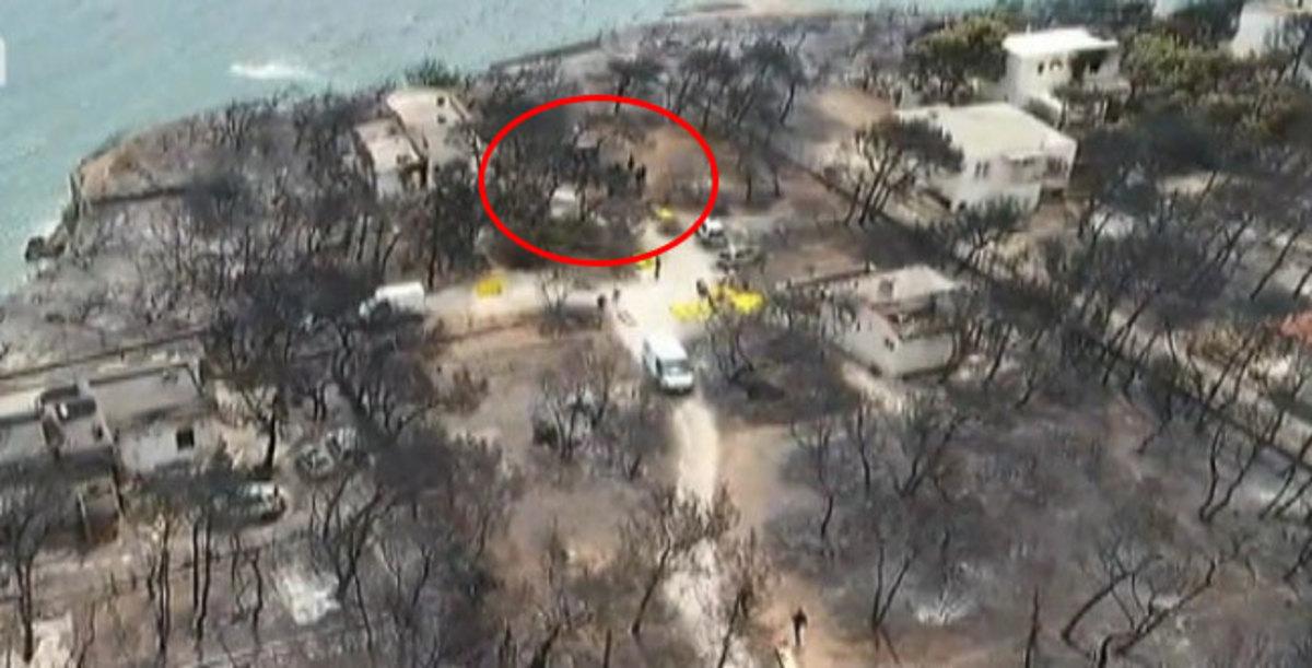 Κόκκινο Λιμανάκι: Αυτό είναι το μονοπάτι του θανάτου – Drone φωτίζουν τον ασύλληπτο εφιάλτη – Έτσι μαρτύρησαν 26 άνθρωποι – video