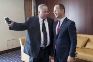 """Αλβανός ΥΠΕΞ: """"Με την Ελλάδα δεν συζητάμε για αλλαγή συνόρων"""""""
