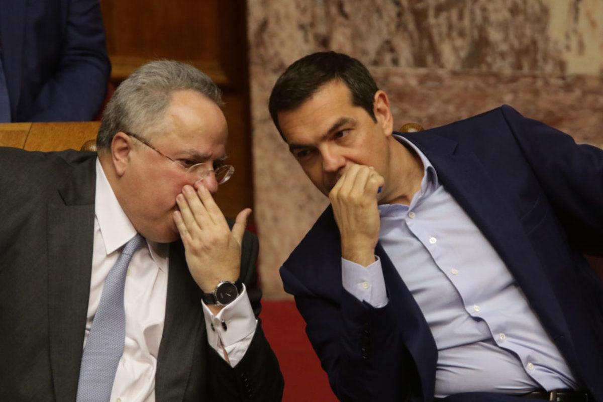 """Τσίπρας – Κοτζιάς: Αυτή θα είναι η """"γραμμή"""" της Αθήνας απέναντι στη σκληρή στάση της Μόσχας"""