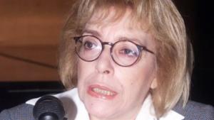 Θρήνος στον πολιτικό κόσμο: Πέθανε η Ρένα Λαμπράκη ενώ έκανε διακοπές