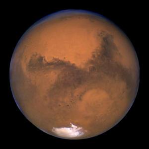 Δέος! Τεράστια λίμνη νερού σε υγρή μορφή ανακαλύφθηκε στον Άρη! video, pics