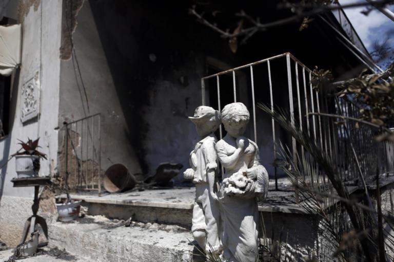 Ιατροδικαστές: 86 οι νεκροί από την φωτιά στο Μάτι! Ολοκληρώθηκαν οι νεκροτομές
