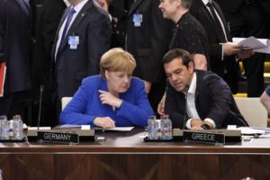 Παρέμβαση Μέρκελ ζήτησε ο Τσίπρας για τους δύο Έλληνες στρατιωτικούς