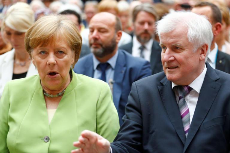 Μέρκελ: Μετά την… φουρτούνα βλέπει μακροχρόνια συνεργασία με τον Ζεεχόφερ!
