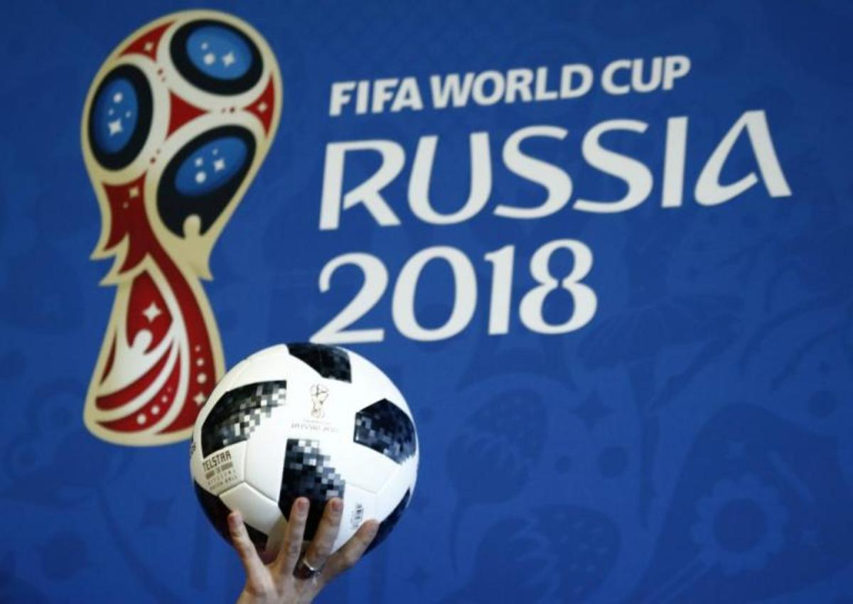 Οι ξένοι φίλαθλοι ξόδεψαν στο Mundial 2018, 1,35 δισ. ευρώ