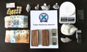 Ζεφύρι: Συνελήφθησαν δύο γυναίκες για διακίνηση ναρκωτικών