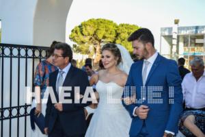 Ηλεία: Η νύφη κούκλα και ο γαμπρός εθιμοτυπικός – Ο γάμος που έγινε θέμα συζήτησης στην Αμαλιάδα [pics, video]