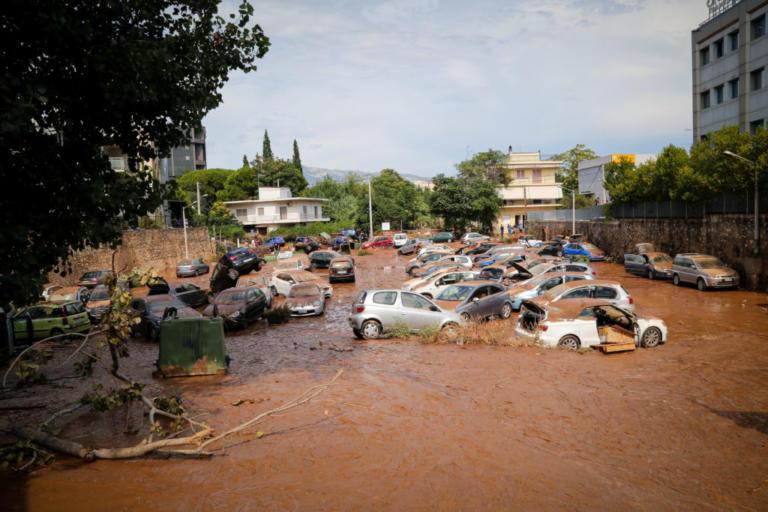 Πόλεμος Περιφέρειας – Πατούλη για το πάρκινγκ που πλημμύρισε στο Μαρούσι