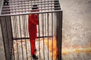 Έπιασαν έναν από τους δήμιους του Ιορδανού πιλότου που έκαψε ζωντανό ο ISIS – video